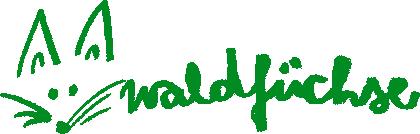 Logo der Waldfüchse
